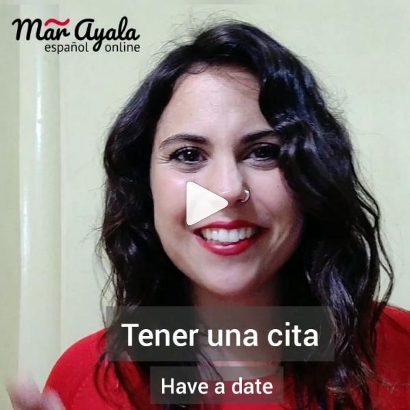 ¿Qué es una cita a ciegas? Dos significados de la palabra cita en español