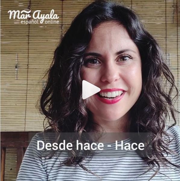 Cómo usar bien hace y desde hace en español sin equivocarte