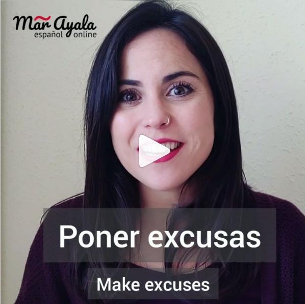 Es que… en español y cómo dar explicaciones o poner excusas