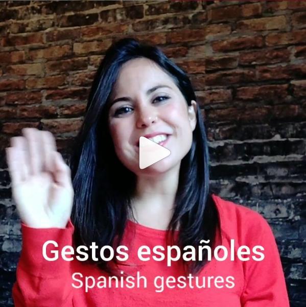 Los gestos más curiosos que hacen los españoles