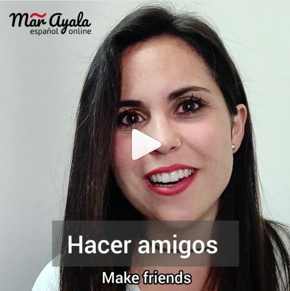 Descubre las expresiones y el vocabulario sobre la amistad para hacer amigos con el español