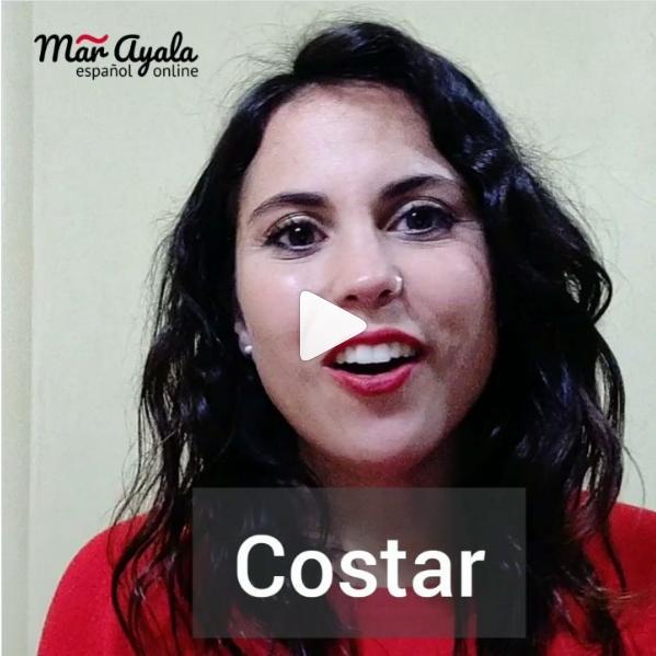 El verbo costar en español: las definiciones para ¿Cuánto cuesta? y ¡Me cuesta mucho!